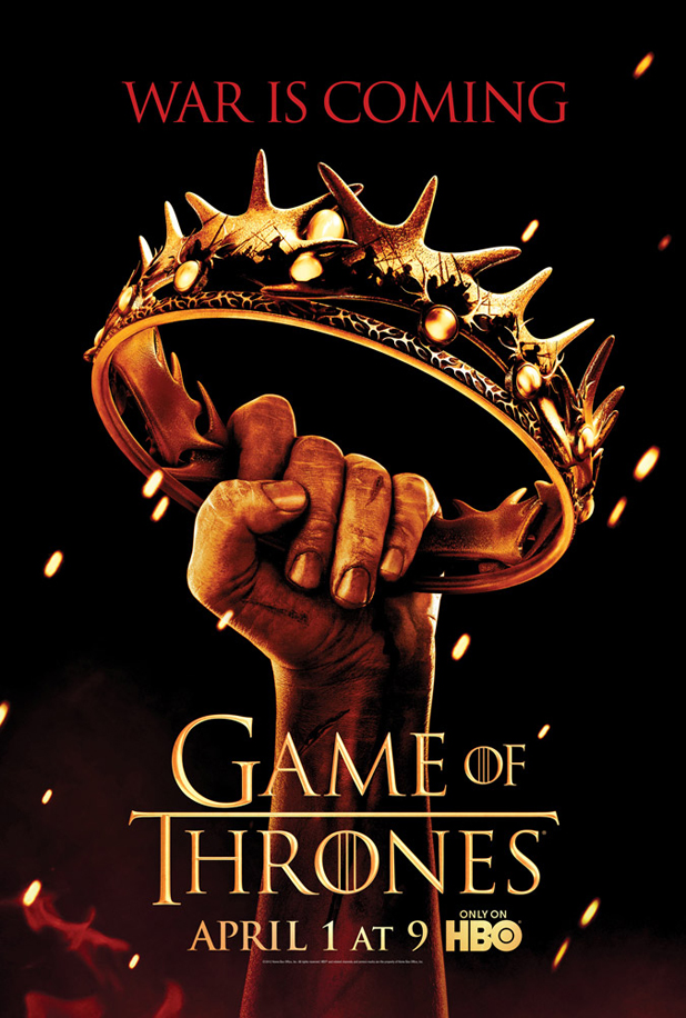 Game of Thrones Pôster 2