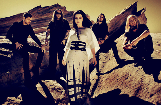 "Evanescence, ""My Heart Is Broken"""