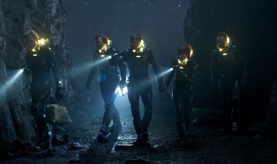 Novo trailer do esperado Prometheus