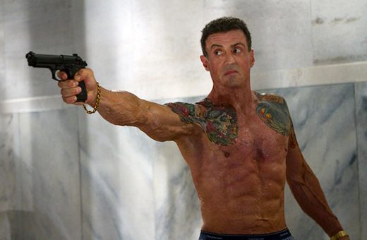 Trailer de Bullet to the Head, novo filme de Sylvester Stallone