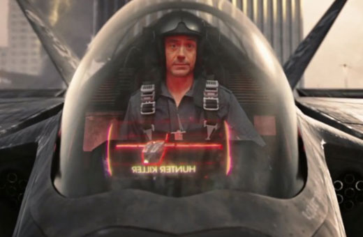 CALL OF DUTY: BLACK OPS II – Robert Downey Jr. Impagável em Trailer Live-Action