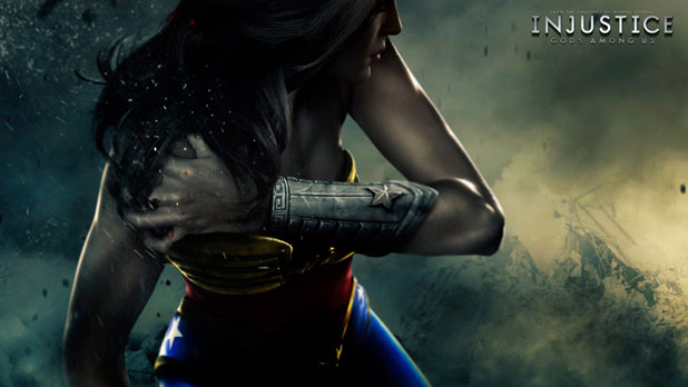 Injustice: Gods Among Us Pôster
