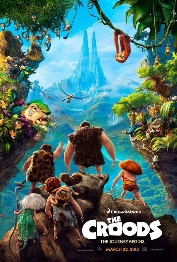 The Croods Pôster