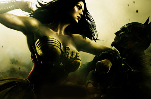 INJUSTICE: GODS AMONG US – Trailer Sobre História do Game