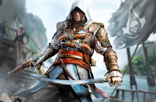 Trailer de ASSASSIN'S CREED IV: BLACK FLAG – Assassino e Pirata