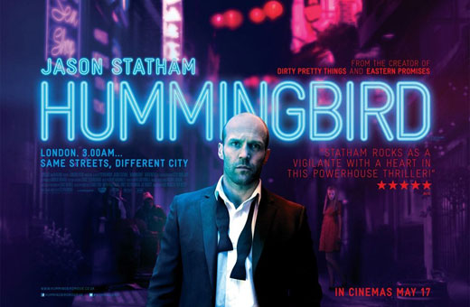 Trailer do promissor Hummingbird, novo filme de Jason Statham