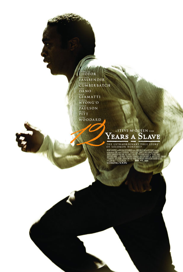 12 Years A Slave Pôster
