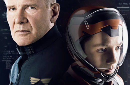 Trailer visualmente impressionante para Ender's Game: O Jogo do Exterminador