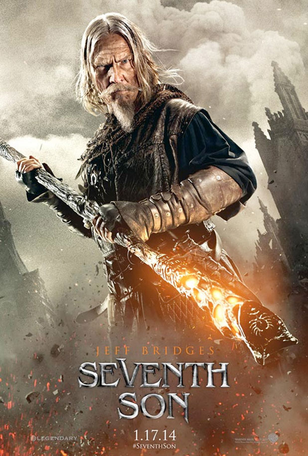 Seventh Son Pôster