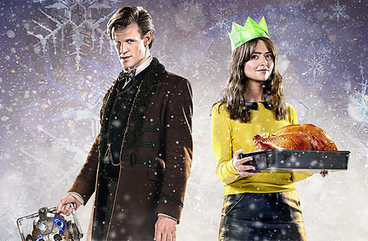 Trailer Estendido de THE TIME OF THE DOCTOR – Episódio Final de Matt Smith