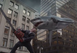 Sharknado 2: The Second One – Trailer Para O SEGUNDO
