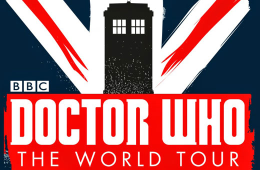 Doctor Who: The World Tour – Entrevista com Peter Capaldi, Jenna Coleman e Steven Moffat