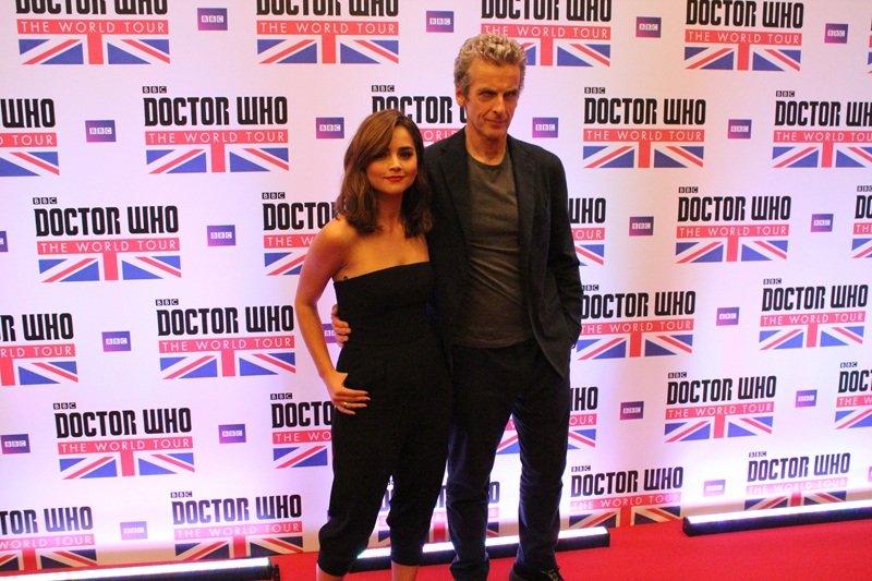 Doctor Who: The World Tour