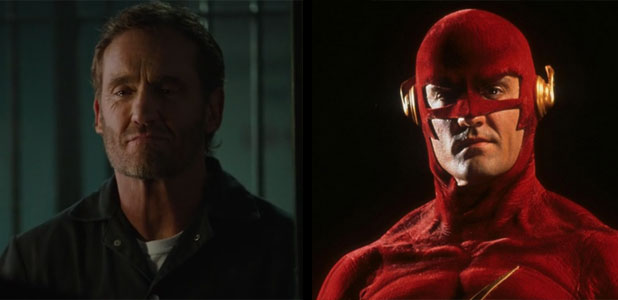 The Flash Easter Eggs