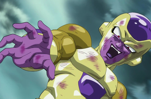 Trailer Dragon Ball Z: Fukkatsu no F – Golden Freeza