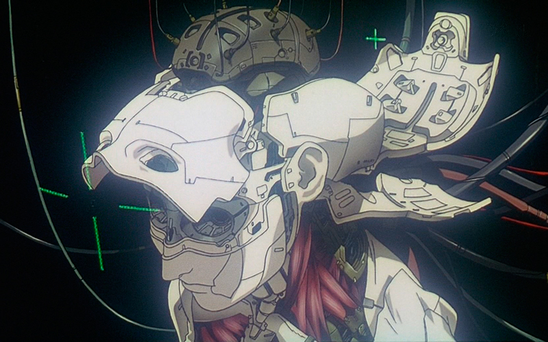 Ghost in the Shell e o Legado do Cyberpunk