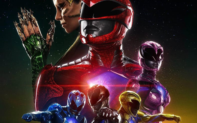 Trailer de Power Rangers – Zords e Super-Heróis