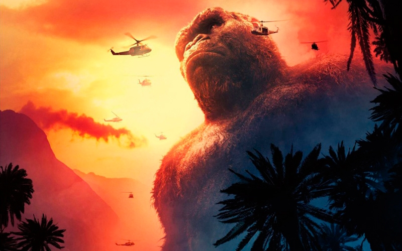 Epic Plus Podcast 09 – Kong: A Ilha da Caveira
