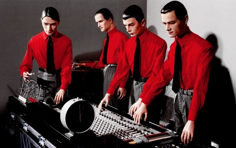 Os 40 anos de The Man Machine, álbum clássico do Kraftwerk